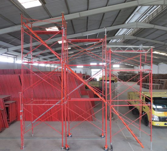 Scaffolding Project 3