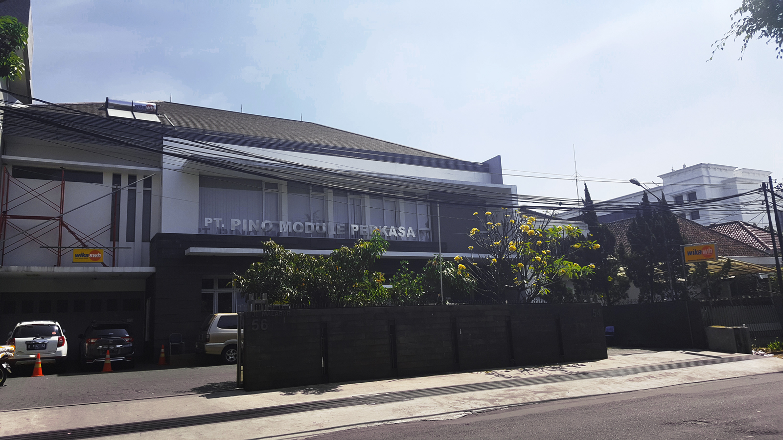 Kantor PT Pino Module Perkasa